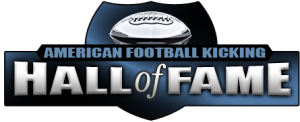 American Football Kicking Hall of Fame